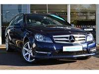 Used Mercedes C200 CDI BlueEFFICIENCY Sport