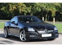 Used Mercedes SLK250 CDI BlueEFFICIENCY Sport
