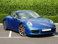 Used Porsche 911 Carrera 4S (991)