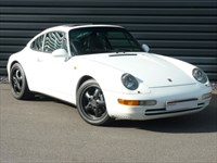 Used Porsche 911 Carrera (993) Auto