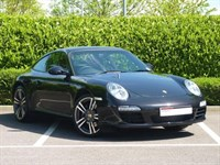Used Porsche 911 Carrera (997) Black Edition PDK