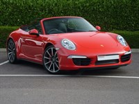 Used Porsche 911 Carrera 4S (991) Cabriolet PDK