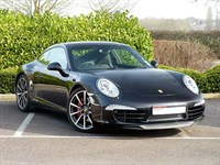 Used Porsche 911 Carrera S (991) Coupe PDK