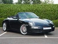 Used Porsche 911 CARRERA 4 TIPTRONIC S