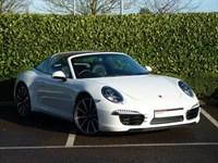 Used Porsche 911 Targa 4S (991)