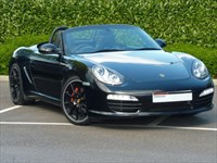 Used Porsche Boxster S Black Edition