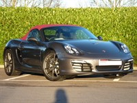 Used Porsche Boxster PDK
