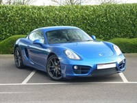 Used Porsche Cayman PDK