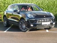 Used Porsche Macan S