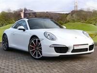 Used Porsche 911 Carrera 4S (991)