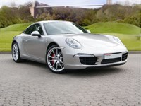 Used Porsche 911 Carrera 4S (991) 991