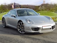Used Porsche 911 Carrera (991)