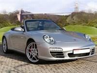 Used Porsche 911 Carrera 4S (997) Cabriolet