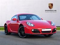 Used Porsche Cayman Manual