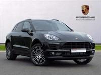 Used Porsche Macan D S PDK