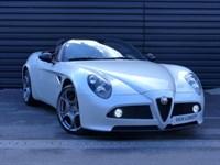 Used Alfa Romeo 8C 8C SPIDER No 181 of 500