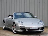 Used Porsche 911 Carrera 4S (997) CABRIOLET PDK 997