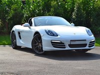 Used Porsche Boxster 981 PDK