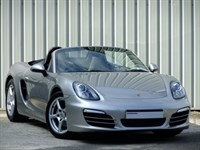 Used Porsche Boxster BOXSTER 981 PDK