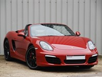Used Porsche Boxster S BOXSTER 981 PDK