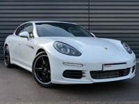 Used Porsche Panamera V6 S E-Hybrid 4dr Tiptronic