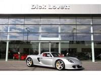 Used Porsche Carrera GT (Unregistered) - VAT QUALIFYING