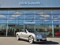 Used Bentley Continental GTC One Owner