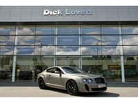 Used Bentley Continental Supersports 2 Seater