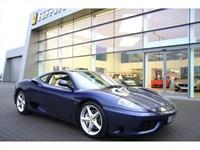 Used Ferrari 360 Modena