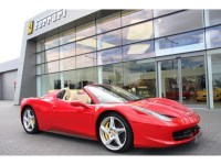 Used Ferrari 458 Spider One Owner