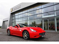 Used Ferrari California 2+ 2dr F1
