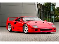 Used Ferrari F40 Non-Cat/Non-Adjust