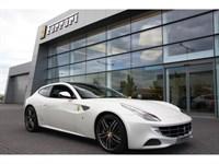 Used Ferrari FF 'Bianco Italia' Triple Layer Special C