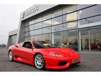 Used Ferrari Challenge Stradale LHD
