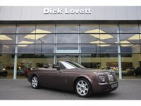 Used Rolls-Royce Phantom Drophead Coupe