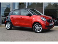 Used Smart Car Forfour passion