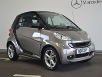 Used Smart Car Fortwo coup? pulse