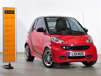 Used Smart Car Fortwo coup? passion