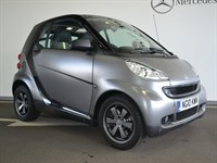 Used Smart Car Fortwo coup? passion Urban Style