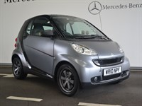 Used Smart Car Fortwo coup? passion Urbanstyle Special Edituion