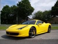 Used Ferrari 458 Italia