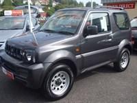 Used Suzuki Jimny SZ3