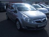Used Vauxhall Corsa CLUB 16V
