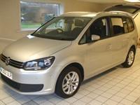 Used VW Touran SE TDI