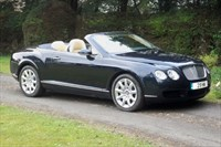 Used Bentley Continental GTC W12 Convertible
