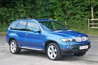 Used BMW X5 4.4i V6 Sport *12mths Warranty-New MOT-Service*