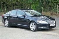 Used Jaguar XF PREMIUM LUXURY V6