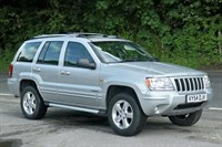 Used Jeep Grand Cherokee LIMITED  CRD *6mths warranty-New MOT-Service*