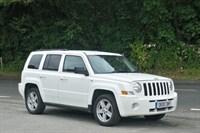Used Jeep Patriot Sport Plus *RAC Warranty-New MOT & Service*
