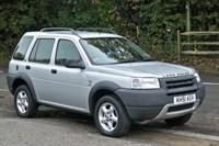 Used Land Rover Freelander 1.8 GS *12mths Warranty-New MOT-Service*